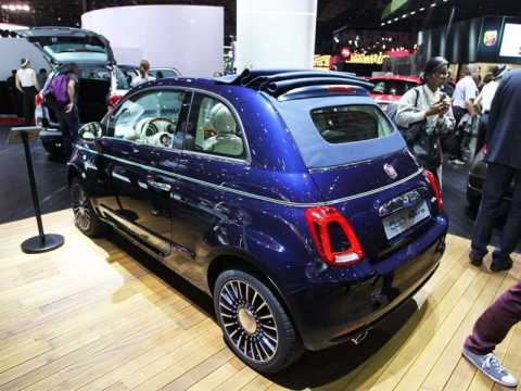 Parigi: fornitura pavimento per lo stand della Fiat 500 Riva