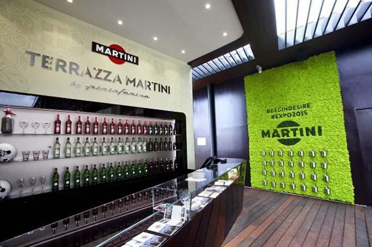 Expo Milano - Terrazza Martini - Parquet Decking Rimini ...